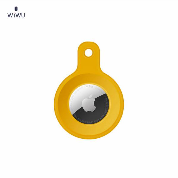 COMBO ỐP AIRTAG WIWU 4 IN 1 SILICON PACK