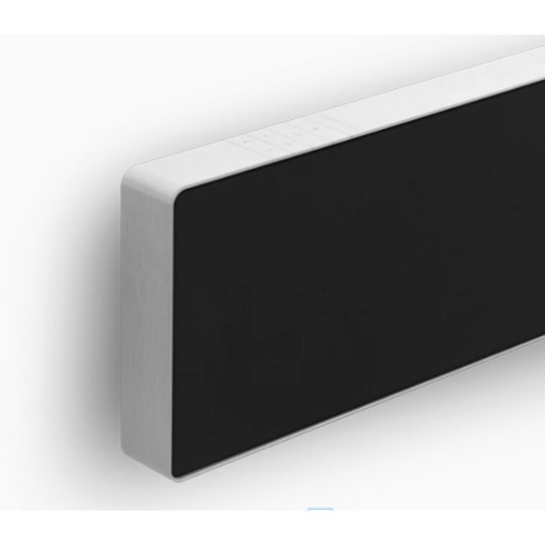 Loa B&O BeoSound Stage Silver Frame with Black Fabric cover