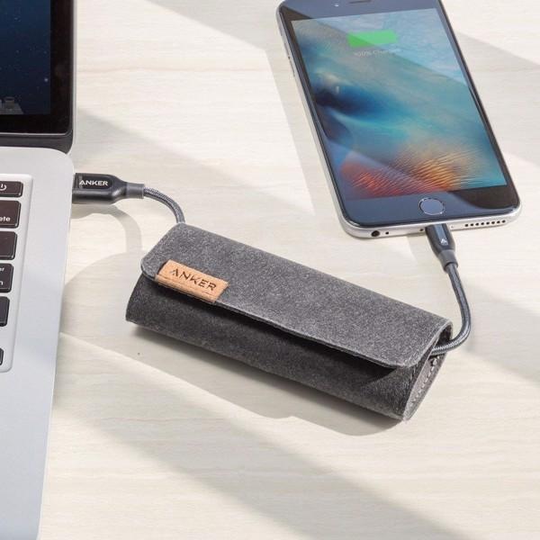 Cáp Lightning Anker Powerline+ - Dài 3m - A8123