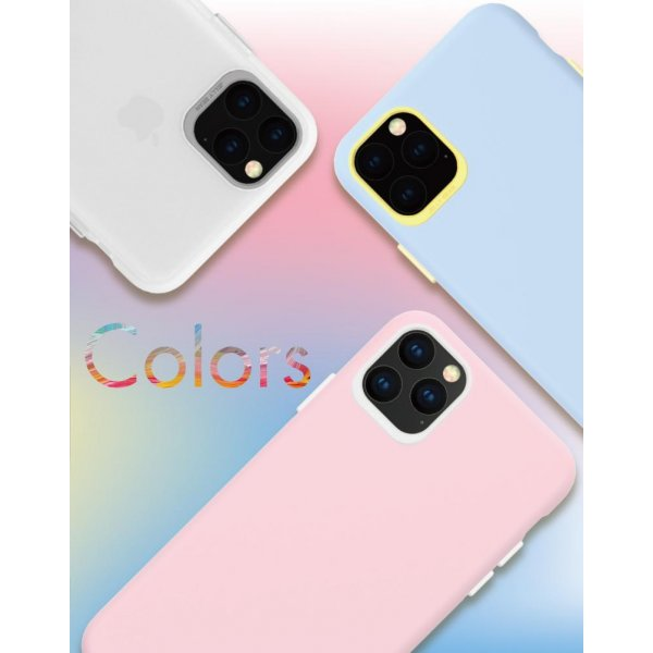 Ốp lưng SwitchEasy Luxury Colors Series for iPhone 11 Pro