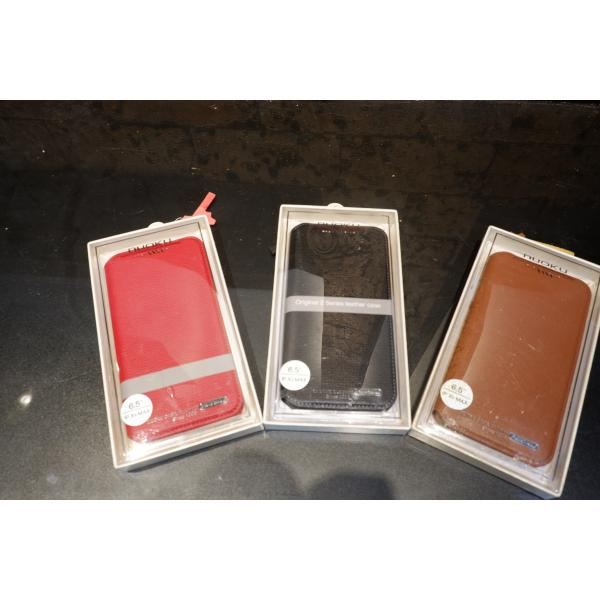 Ốp lưng NuoKu Case for Iphone XS Max - Da