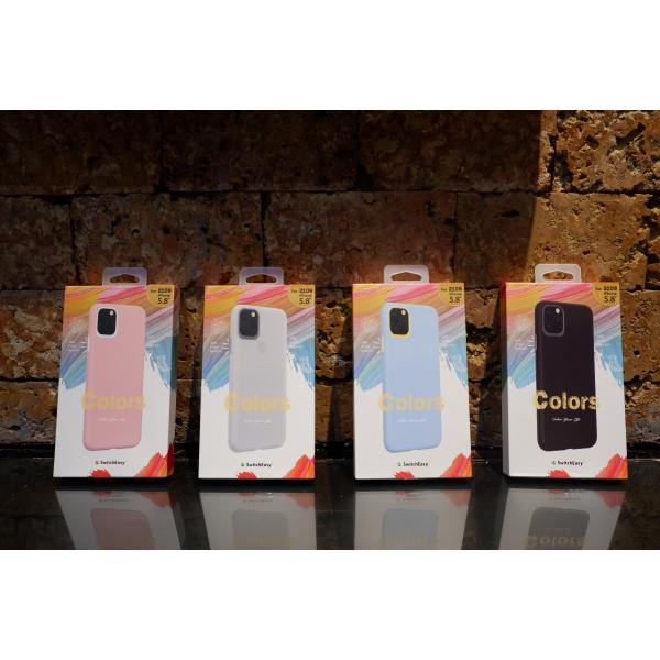 Ốp lưng SwitchEasy Luxury Colors Series for iPhone 11