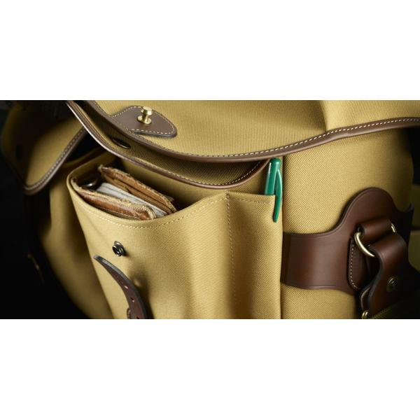 Túi máy ảnh Billingham Hadley One  (Khaki FibreNyte / Chocolate Leather)