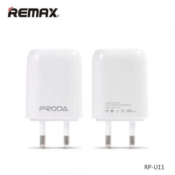 Bộ sạc iphone Proda 1.0A cable & charger