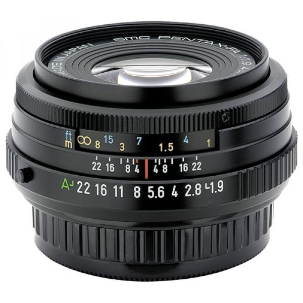 Pentax FA 43mm f/1.9 Limited Series Autofocus