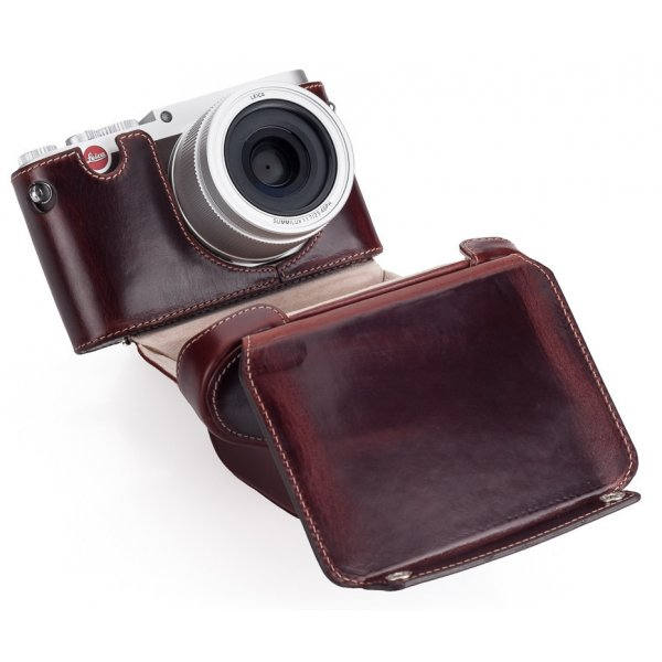 Leica, Ever Ready Case X (Typ 113), Leather