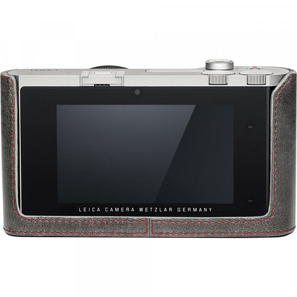 Leica T Protector, Leather, Stone Grey