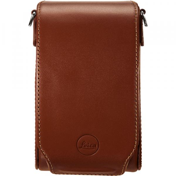 Leica V-Lux 20/30/40 Tan Leather Case