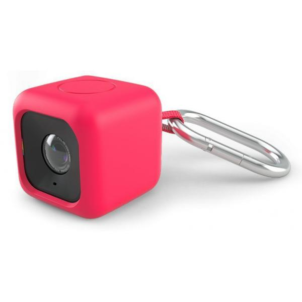 Polaroid Pendant Mount Red