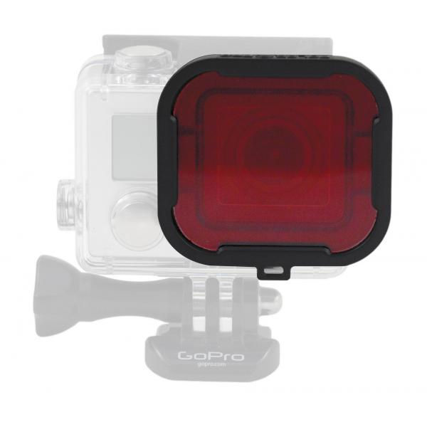 Standard Housing Aqua Red Filter - Kính lọc đỏ HERO4