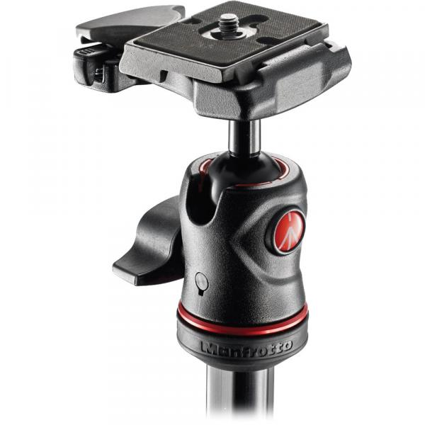 MKBFRA4-BH - Chân máy ảnh Manfrotto Befree Ball Head Kit (Black)