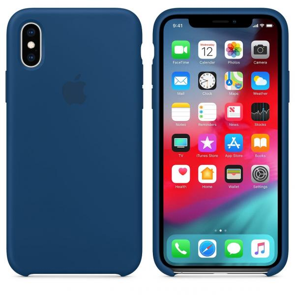 Ốp iPhone X/XS Silicon Case