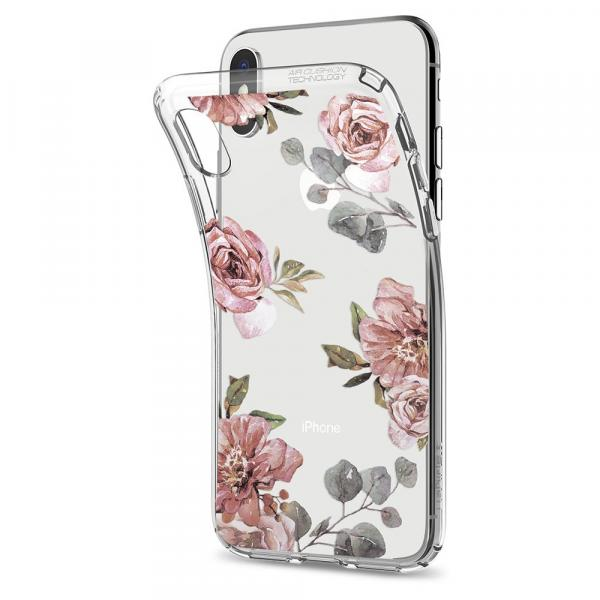 Ốp iphone XS Max Coma Flowery Series Crystal