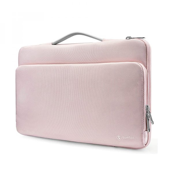 "TÚI XÁCH CHỐNG SỐC TOMTOC (USA) BRIEFCASE MACBOOK PRO 13"" NEW PINK"
